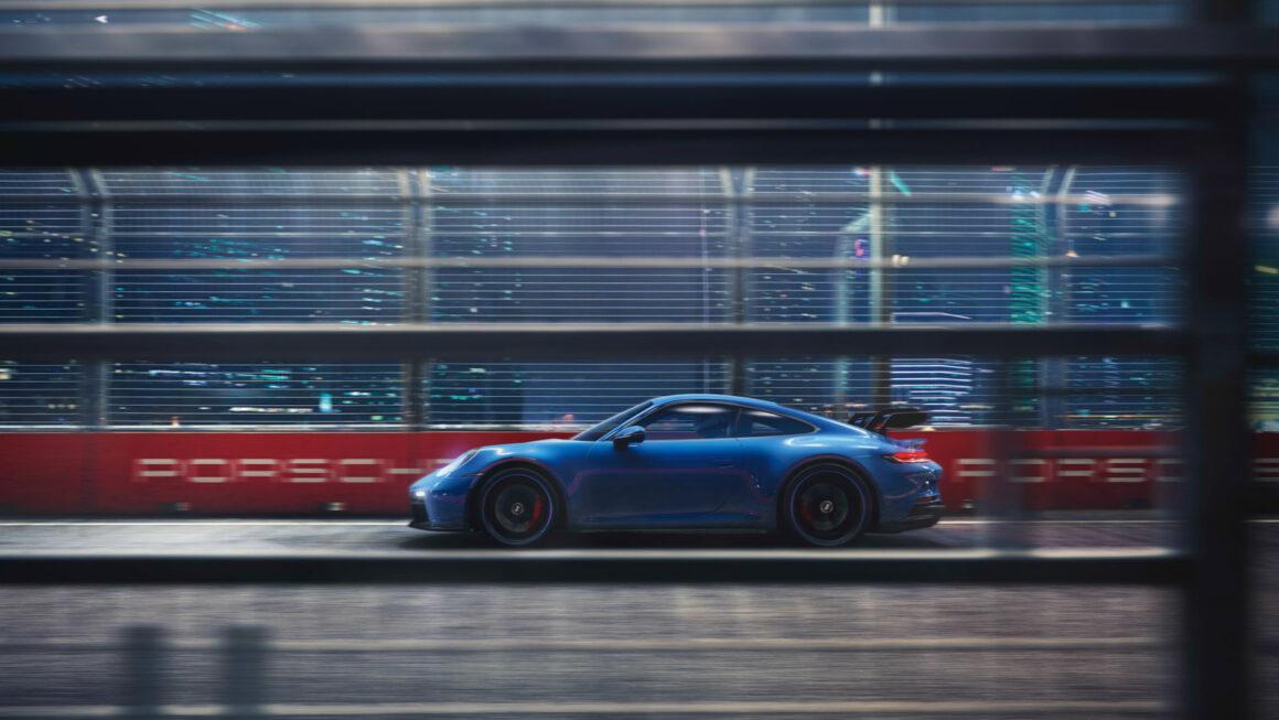 Porsche 911 GT3 neu