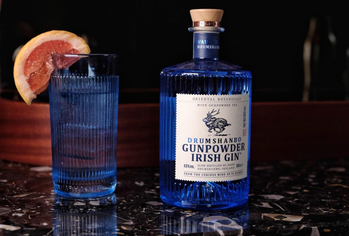 Drumshanbo Gunpowder Irish gin Tonic