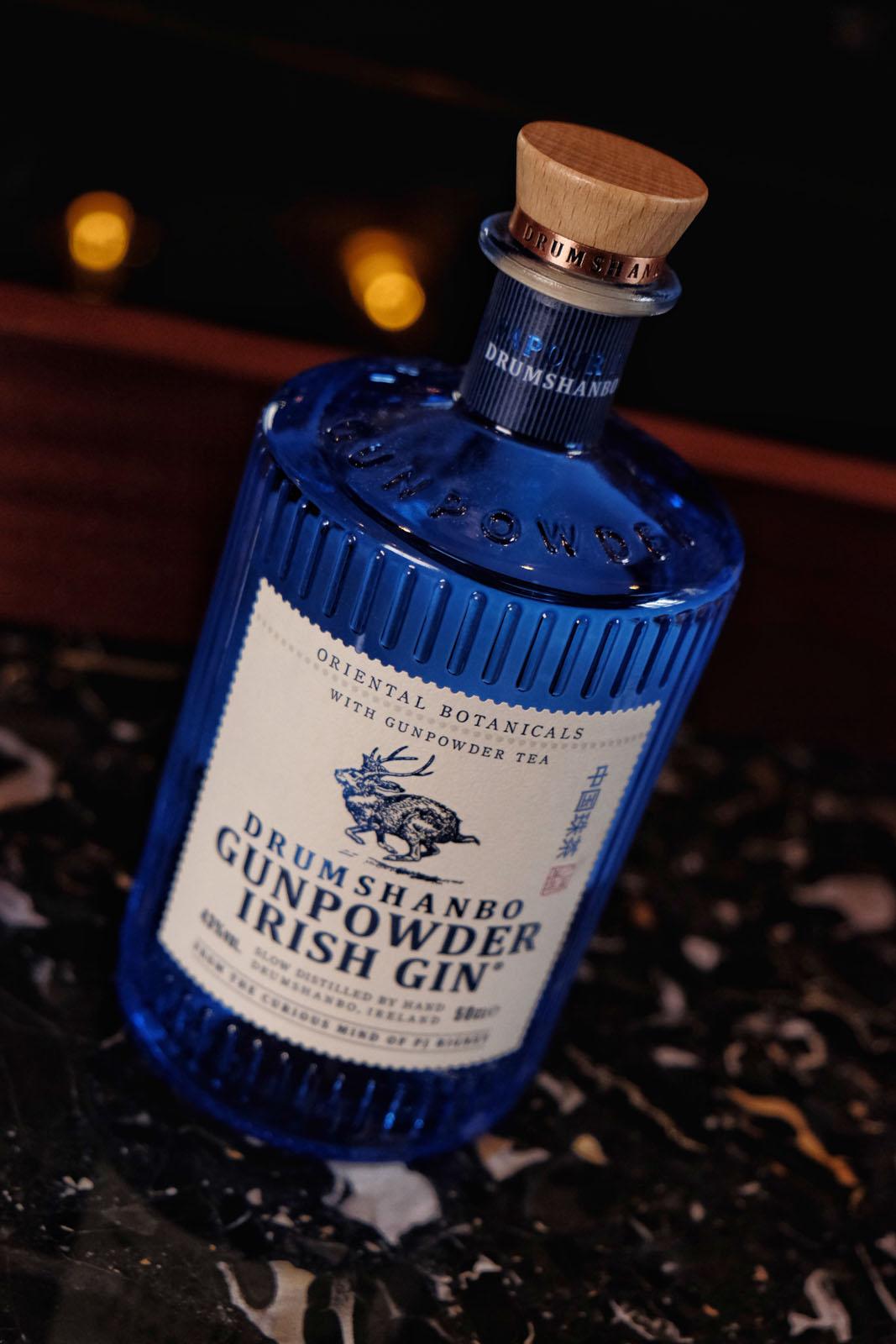 Drumshanbo Gunpowder Irish gin mood