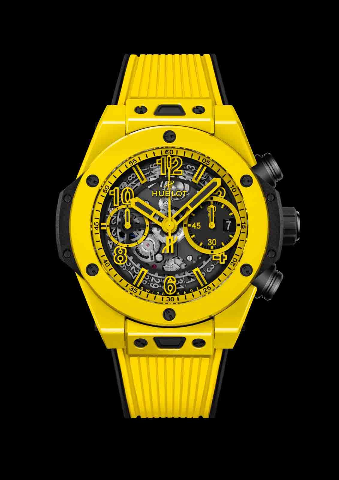 Big Bang Unico Yellow