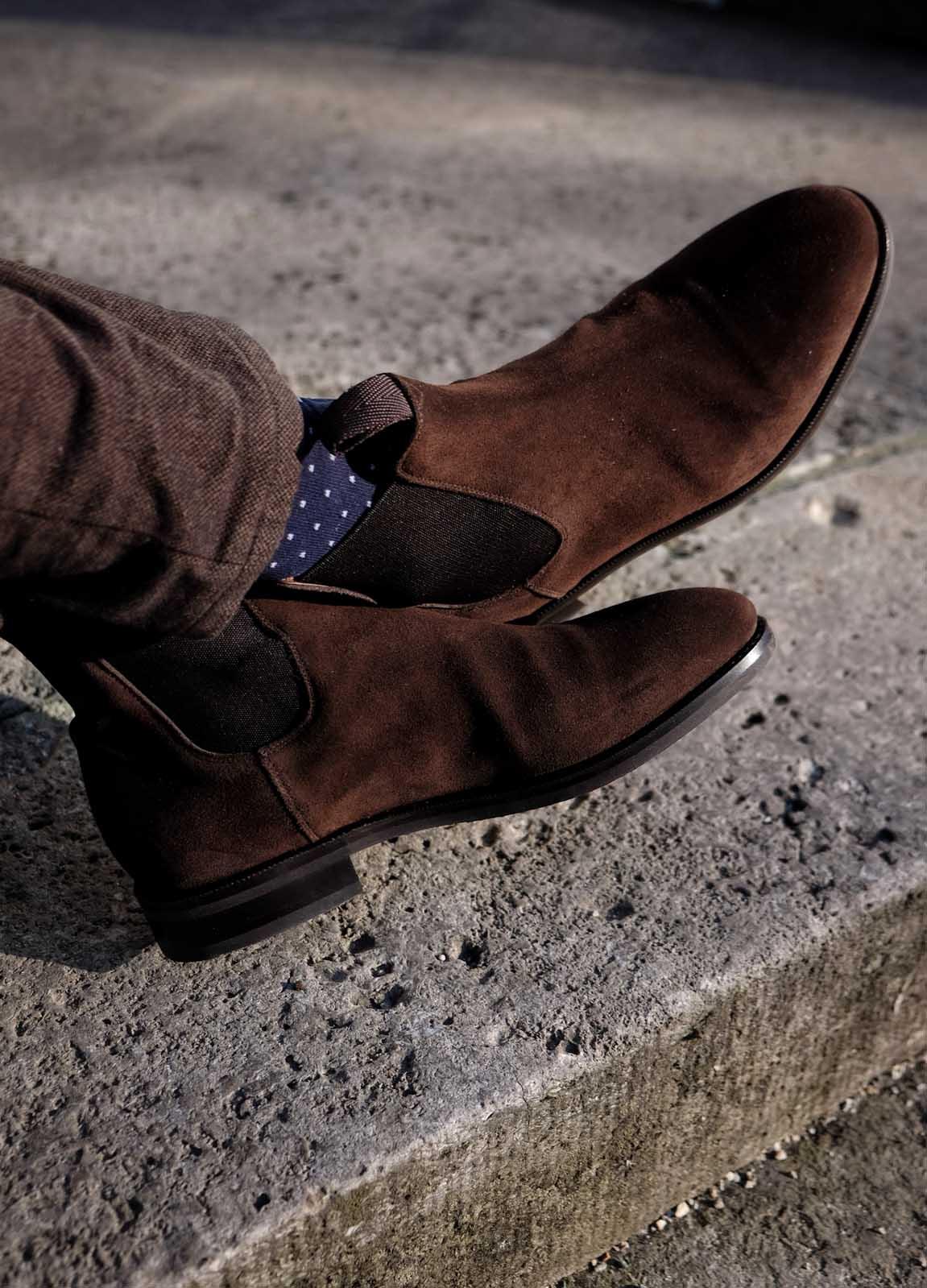 Morjas Chelsea Boots