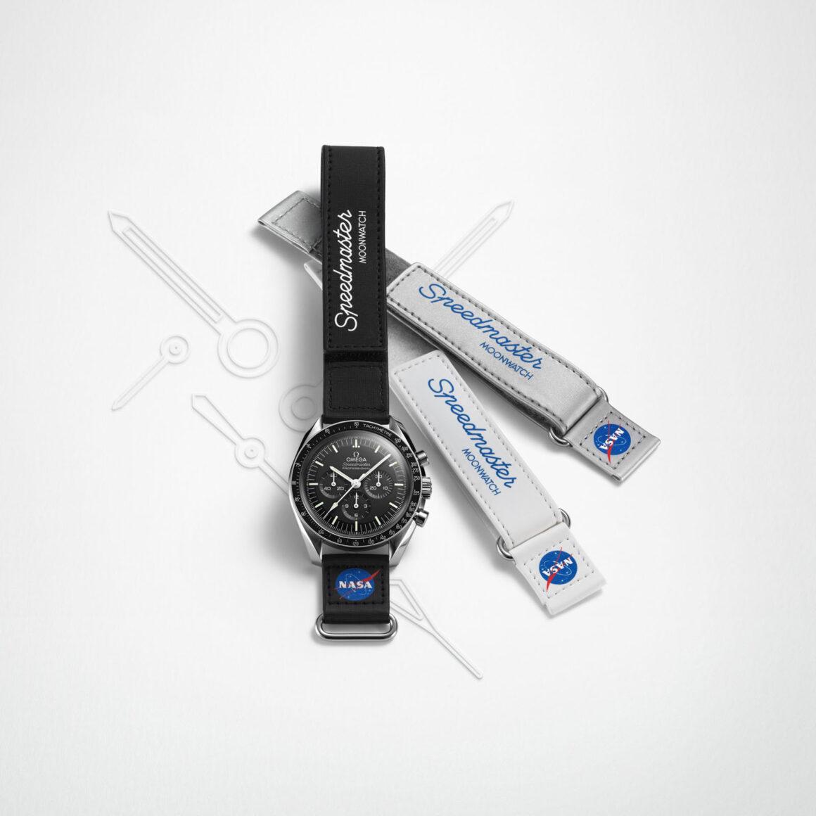 OMEGA_SpeedmasterMoonwatchVelcroStrap
