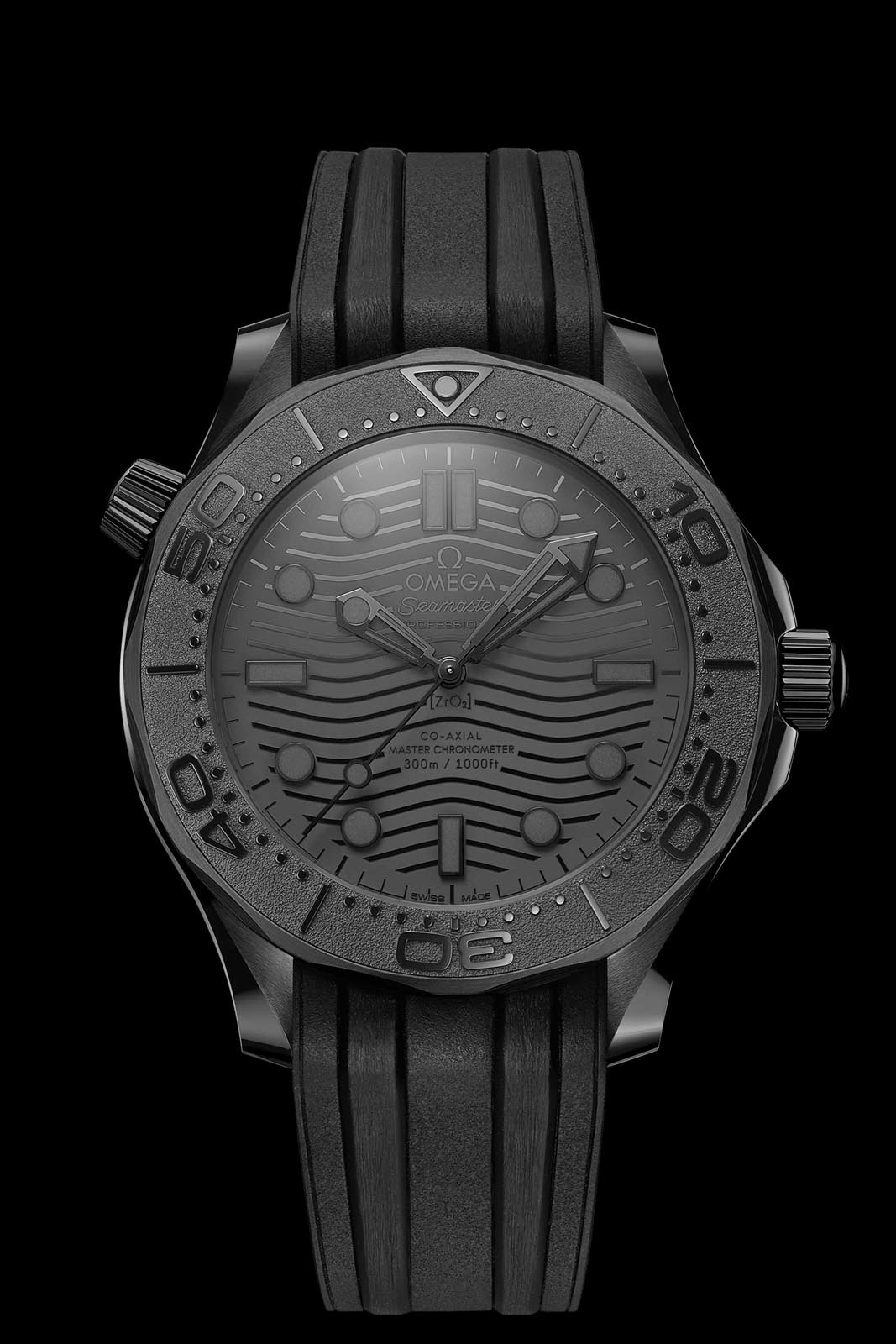 Watches_Wonder OMEGA_SeamasterDiver_BlackBlack
