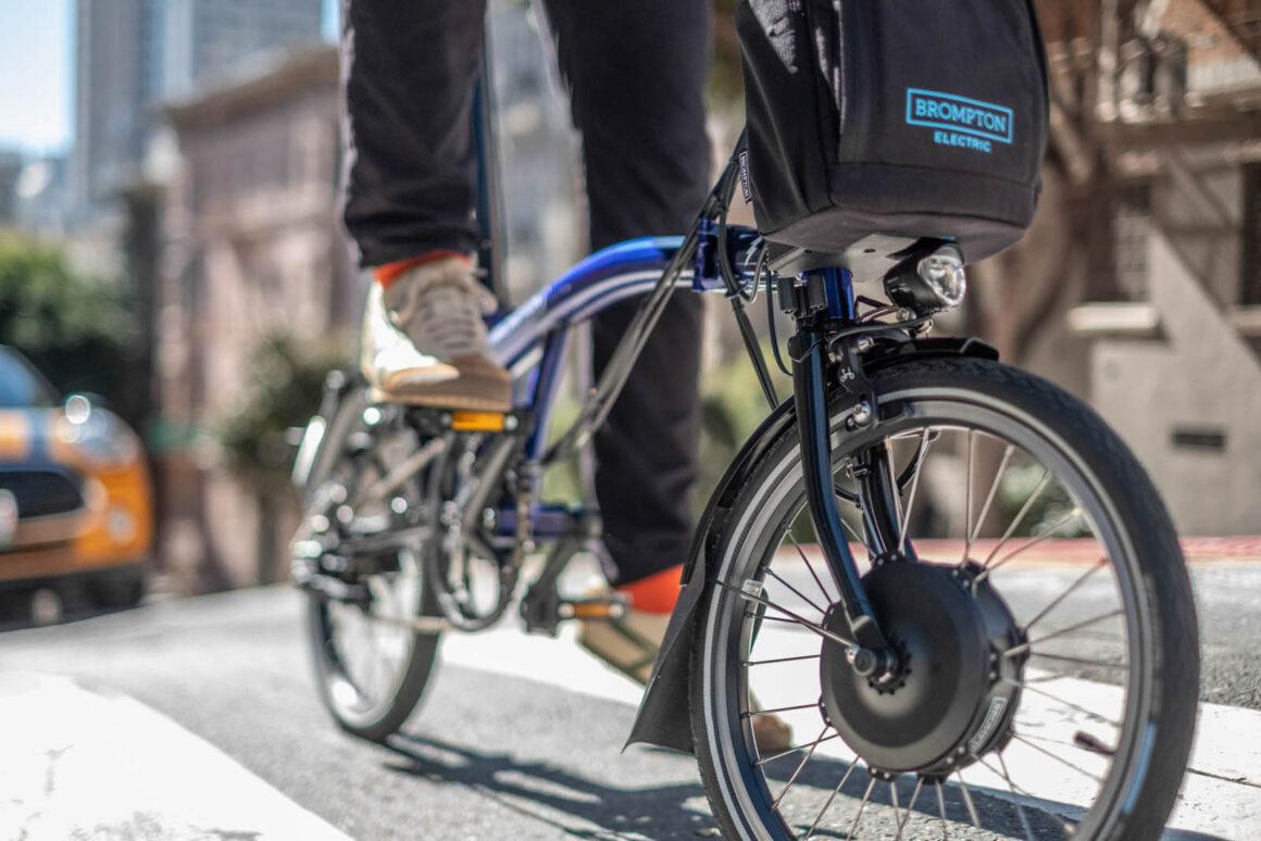 Brompton Bike Electric