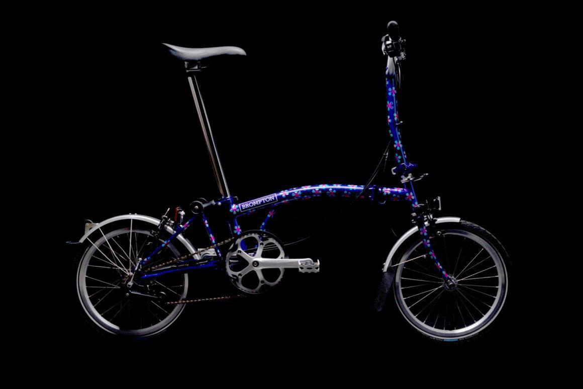 Brompton bikes Crew Nation