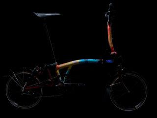 Radiohead Brompton Bikes Crew Nation