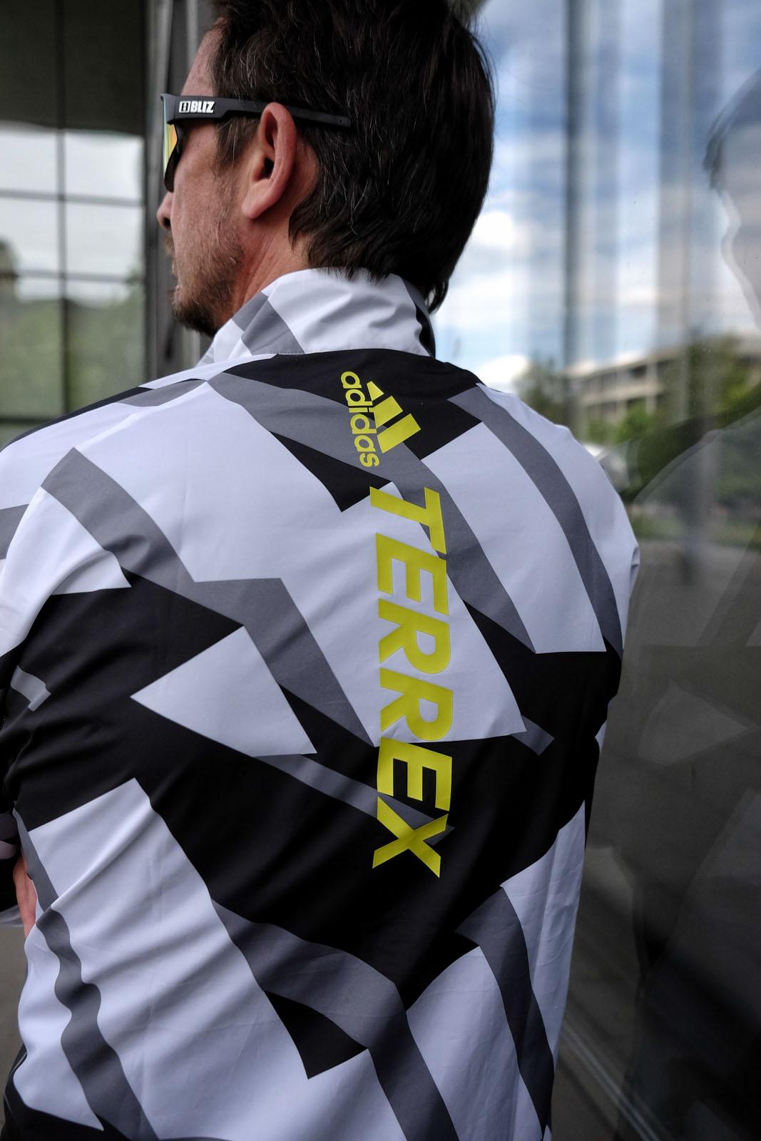 TERREX PARLEY Windbreaker Adidas Jacke