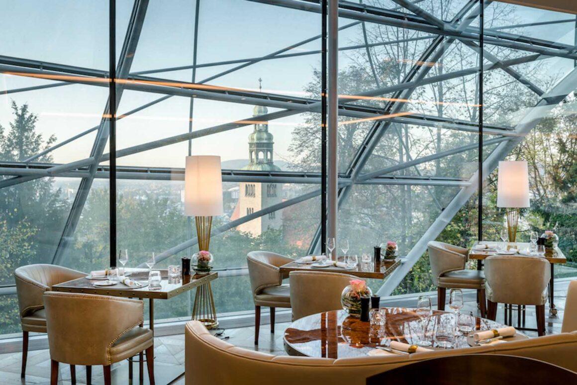 The Glass Garden Moenchstein