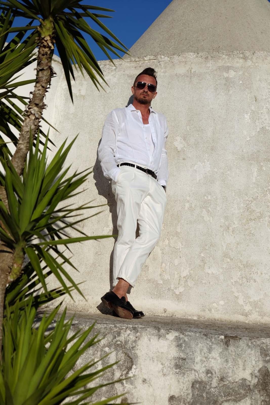 All White Summerlook