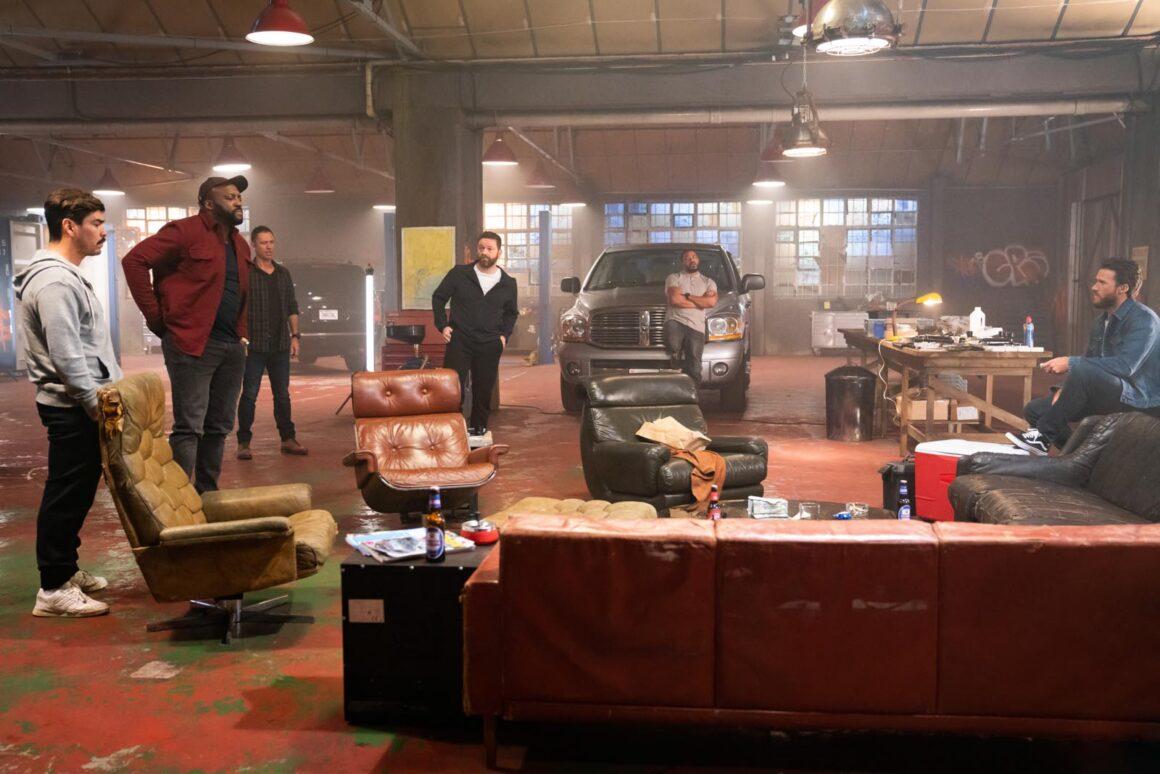 Cash Truck Film Jason Statham