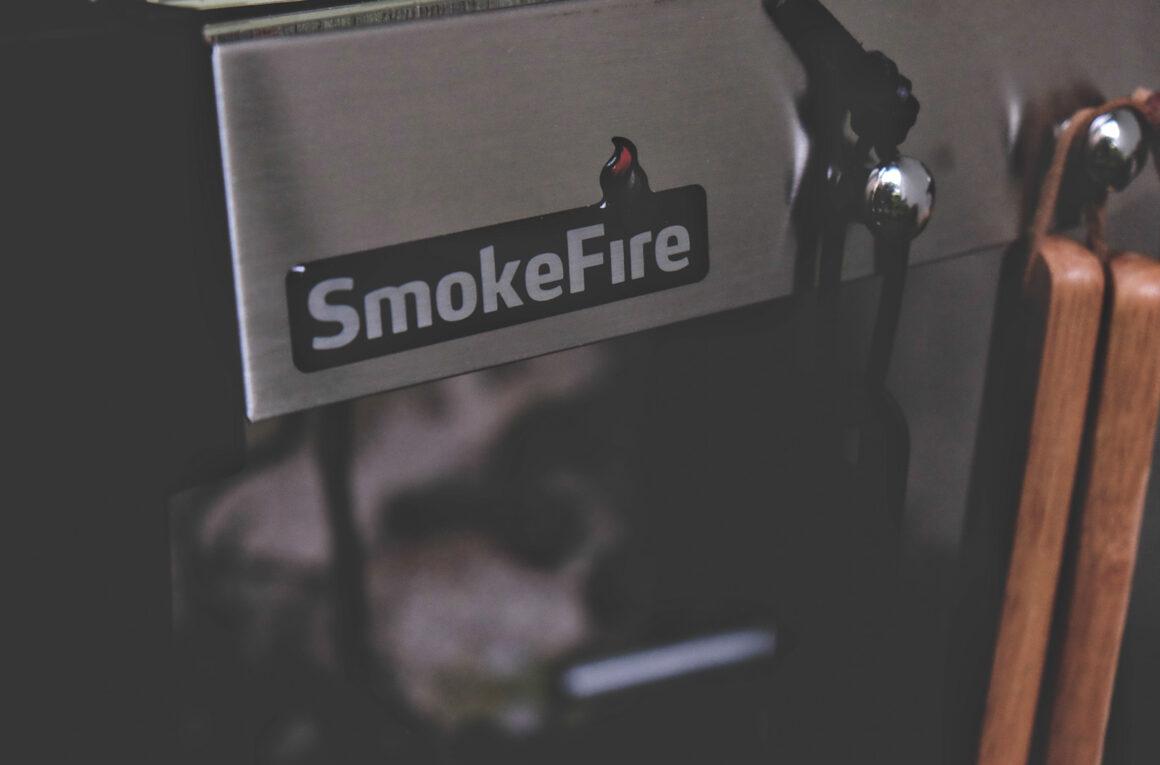 Weber SmokeFire Detail