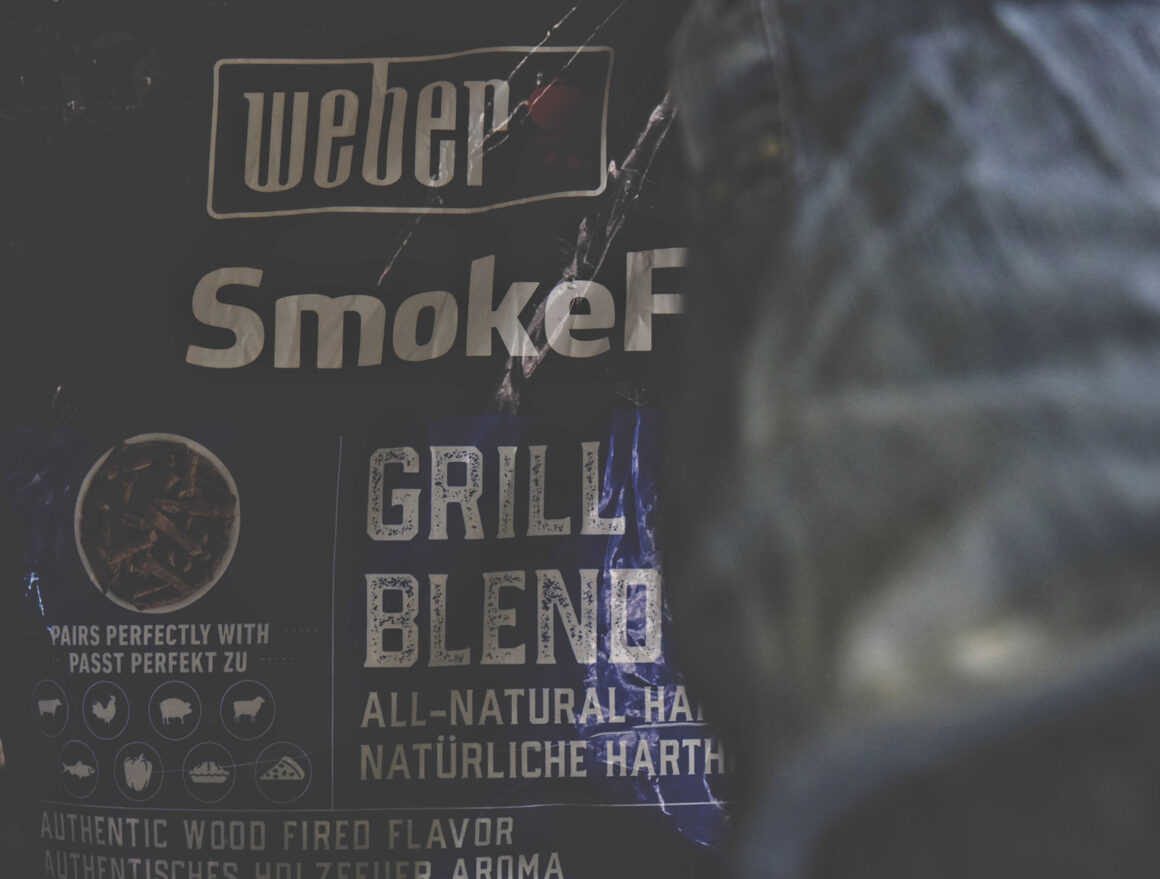 Weber SmokeFire Pellets