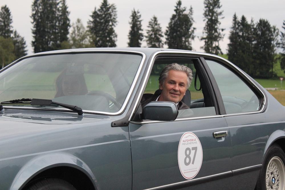Automobile Meilensteine BMW