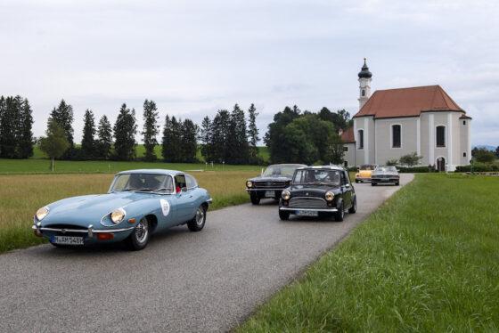 Oldtimer Automobile Meilensteine